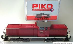 BR-290-123-9-Diesellok-Ep-VI-DSS-Piko-47260-TT-1-120-Neu-OVP-HK3