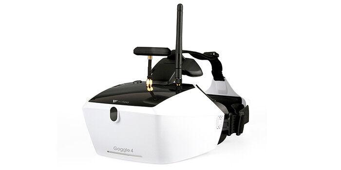 Walkera Goggle 4 FPV gafas 5.8ghz 40 canales 5  pantalla-productos nuevos