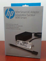 Genuine Hp 90w Smart Ac Adapter Notebook Laptop Charger Retail G6h43aaaba