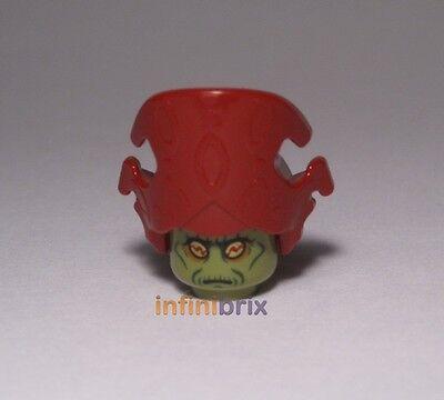 Headgear from set 9494 for Star Wars Minifigure NEW Lego Nute Gunray Head