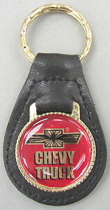 Blue Chevrolet EQUINOX Leather #32A3 Key ring  2005 2006 2007 2008 2009 2010