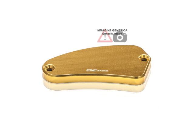 Front brake fluid reservoir cap Streaks gold Brutale 920/990R/1090 R/RR 10-11