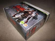 Tekken 6 Limited Edition Bundle+wireless HORI Fight Stick (Xbox 360/One/XBO) NEW