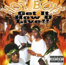 The Hot Boys - Get It How U Live [New CD] Explicit