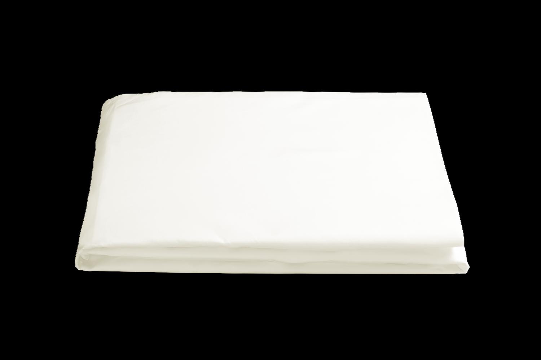 Matouk Ceylon Königin 17  Fitted Sheet - Ivory