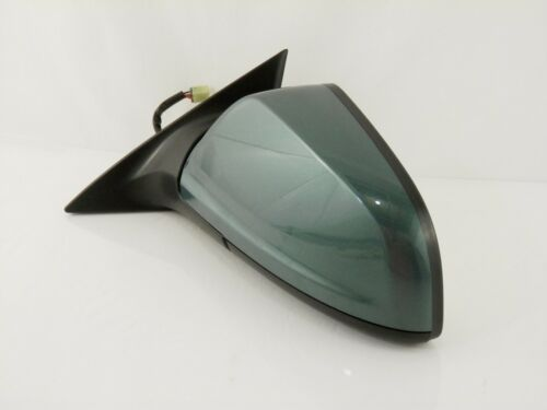 New OEM Power Mirror Driver Side 2008-10 Chevy Malibu Aura Green Heated 25853536