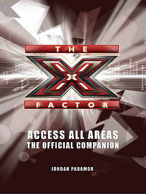 1 of 1 - The X Factor Access All Areas The Official Companion Hardback Book New