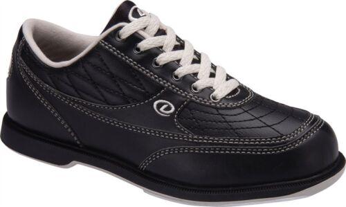 Dexter Men TURBO II Black w// Khaki Trim Bowling Shoes