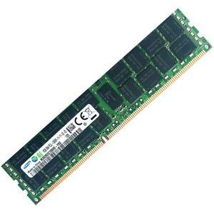1X 16GB Memory Ram DDR3 PC3 12800R 1600MHz LRDIMM ECC Registered HP 713756-081 4053162565296