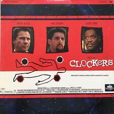 LASERDISC - CLOCKERS - NTSC  -Harvey Keitel, John Turturro, Delroy Lindo Letterb