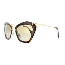 0a2219995a8d item 2 Miu Miu Sunglasses 10NS HAH1X1 Havana Cream Grey Brown Gradient -Miu  Miu Sunglasses 10NS HAH1X1 Havana Cream Grey Brown Gradient