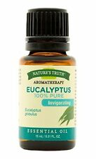 Nature's Truth Aromatherapy Eucalyptus Pure Essential Oil 0.51 Oz