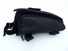 Quality capacious bike top tube bag Easy to attach