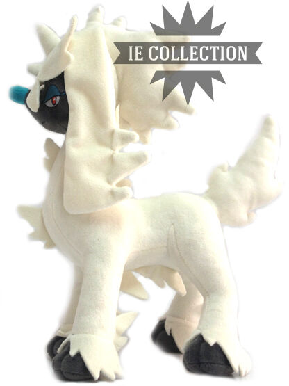 POKEMON XY FURFROU SOFT TOY 30 CM snowman 676 Couafarel Coiffwaff x plush figure
