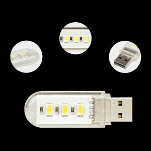 2pcs-Mini-USB-LED-lamp-Book-lights-3-LEDs-5730-SMD-1-5w-Camping-Bulb-ME