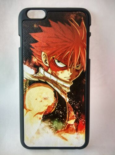 USA Seller Apple iphone 6 plus /& 6S Plus Anime Phone case Fairy Tail Natsu