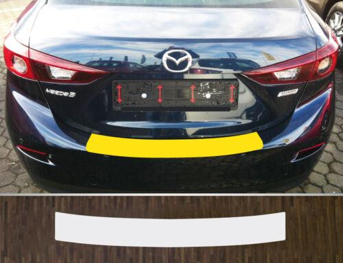 Pellicola Protezione Vernice Paraurti Trasparente Mazda 3 BERLINA dal 2014