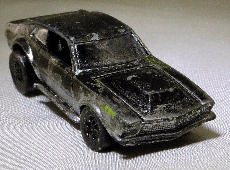 Hot Wheels Street Schnupfrohr 1969 Hong Kong