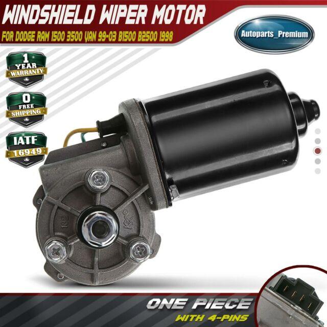 Windshield Wiper Motor Fits 2003