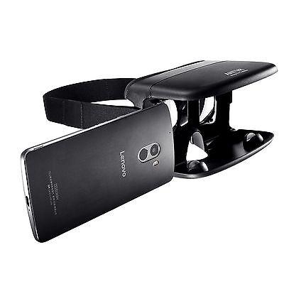 ANT VR Headset Black for Lenovo Vibe K5, K4 Note Vibe X3 K5 Plu, K3 Note AntVR