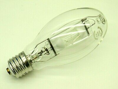 4-Pack PlusRite MH400//ED28//U//4K Metal Halide Lamp Light Bulb 400W 4000K E39 M59