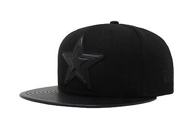 pretty cheap outlet cheap prices NEW ERA 9Fifty NFL Dallas Cowboys Tonal Black Snapback Cap ...