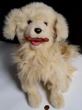 2005 Hasbro FurReal Friends Scamps My Playful Pup Motorized Interactive w/ Bone