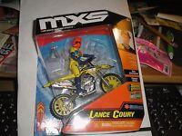 2014 Adventure Wheels Lance Coury Mxs Motocross Figure