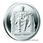 600 MINTED SILVER SHIELD 2017 1OZ FEDERAL TYRANT PROOF #2 MONUMENTAL TRUTH