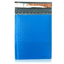 500 0 Blue Poly Bubble Mailers Envelopes Bags 6x10 Extra Wide Cd Dvd 6x9