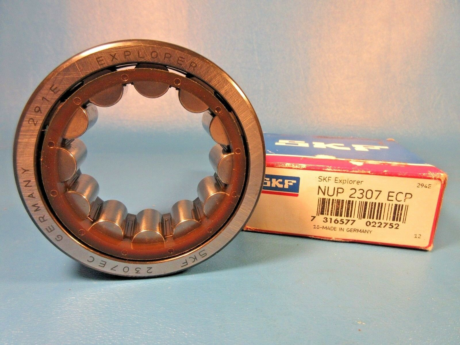 Single Row 80x125x29 mm SKF 32016 Tapered Roller Bearings