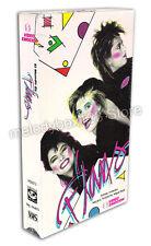 El Mundo De Flans VHS Tape Video Cassette RARE Ft Mecano Miguel Bose Timbiriche