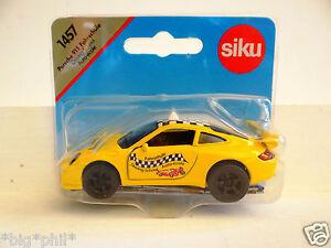 SIKU-1-55-1457-PORSCHE-911-DRIVING-SCHOOL-A-A