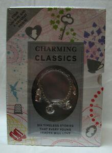 Harper-CHARMING-CLASSICS-6-Book-Collection-Box-Set-BONUS-CHARM-BRACELET