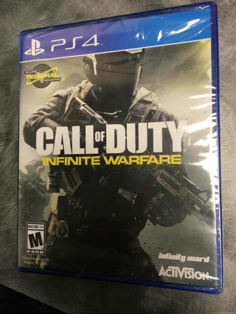 Call of Duty Infinite Warfare SEALED!