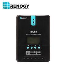 Renogy Rover 40A 12V/24V DC MPPT Solar Charge Controller for Battery Regulator
