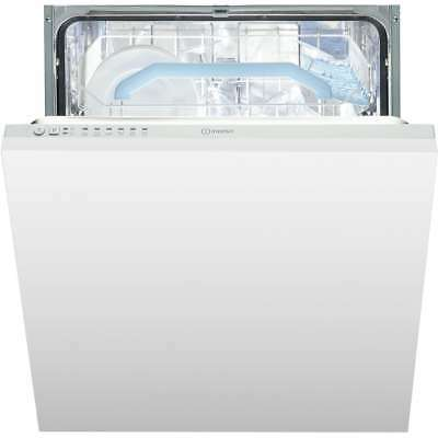 Indesit DIF16B1 A+ Fully Integrated Dishwasher Full Size 60cm 13 Place Silver