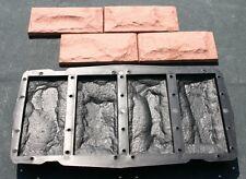 5  Moules pour fabrication de brique de parrement  taille 1