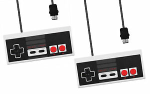 2-x-Nintendo-NES-Classic-Mini-Replacement-Joy-Pad-GamePad-Controller-UK-Seller