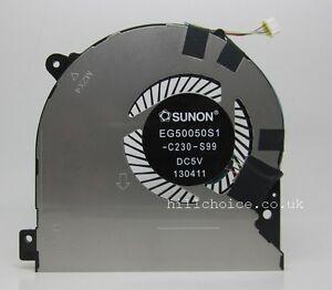 New-amp-Original-CPU-Cooling-Fan-For-Asus-S500-Laptop-4-PIN-EG50050S1-C230-S99