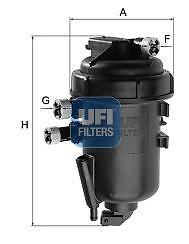 FILTRO-GASOLIO-COMPLETO-UFI-5517900-71743888-FIAT-SEDICI-SUZUKI-SX4-1-9-DDIS