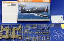 eduard Hellcat F6F-5 incl acqueforti ExpressMask 1:72 Modello Kit