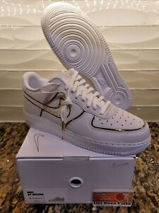 NIKE AIR FORCE 1 LOW CR7 BY YOU SIZE 12 US MENS FREE PRIORITY ...