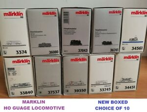 MARKLIN-HO-Gauge-Locomotive-New-Boxed-Hobby-Model-Gift-Toy