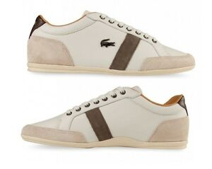 NEW-Lacoste-Alisos-19-Men-039-s-Casual-Fashion-Suede-European-leather-Shoes