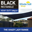 Rectangle-BLACK-3m-X-6m-Shade-Sail-Sun-Heavy-Duty-280GSM-Outdoor-BLACK-3m-x-6m