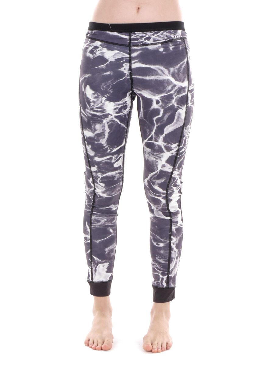 Barts función pantalones base  capa ropa interior gris transpirable caliente  cómodamente