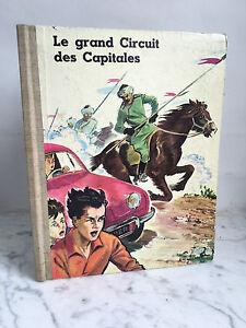 Il-Grande-Circuito-Delle-Capitali-Collezione-Concours-Cioccolato-Menier-1957