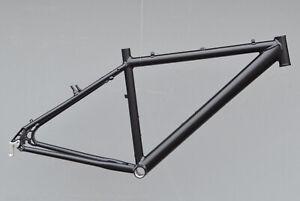 """Trekkingrad Sport Herren Rahmen 43 cm schwarz 28"""" Aluminium STD NR139"""