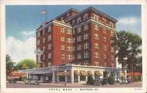 Waycross-GEORGIA-Hotel-Ware-ARCHITECTURE-1933